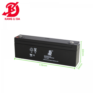 What are the general categories of small batteries?