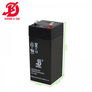 How to protect when using electronic scale battery
