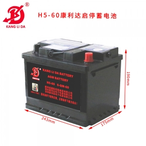 What are the hazards caused by car battery damage