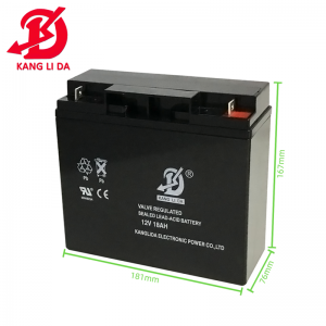 How does the battery deformation occur?