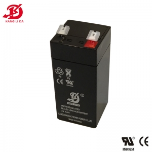 4v 4ah sealed lead acid battery for electric scale
