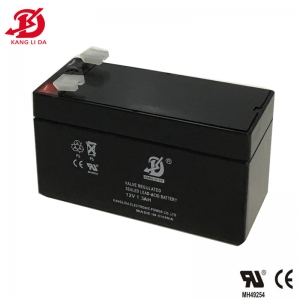 12v 1.3ah sealed lead acid battery maintenance free
