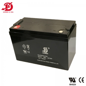12v 100ah recharageable deep cycle battery for solar street light